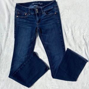 American Eagle Artist High Waisted Jeans Size 6